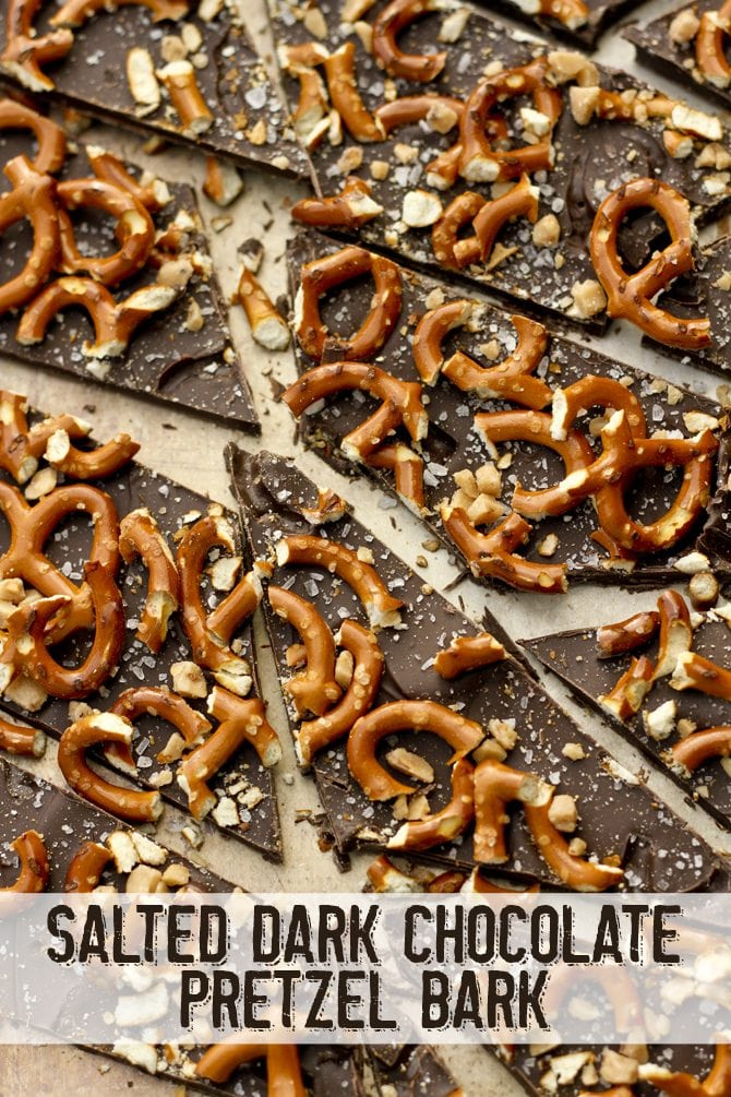 ... for chocolate bark salted seedy chocolate bark recipes dishmaps salted