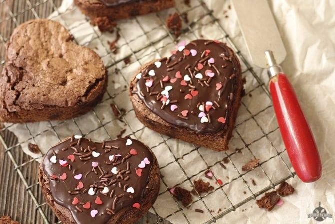Scratch Brownies