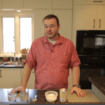 Cooking Lesson: Testing the Freshness of Your Baking Powder