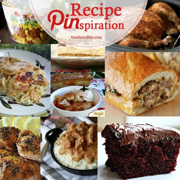Recipe Pinspiration 3-15