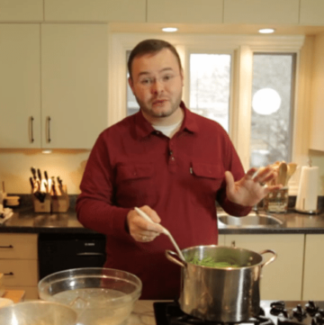 Cooking Lesson: Blanching Fruits and Vegetables