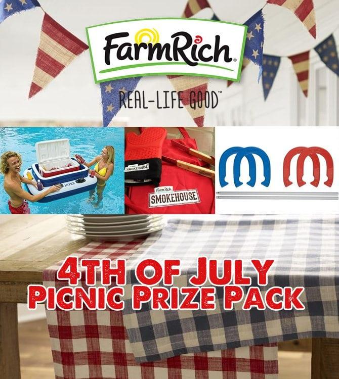 Farm RichPicnic Prize Pack