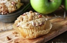 Apple Cinnamon Crunch Muffins