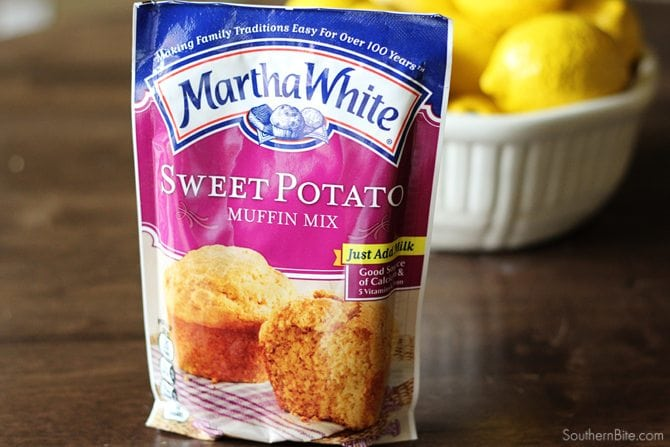Sweet Potato Muffin Mix