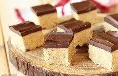 Peanut Butter Ball Bars - 1