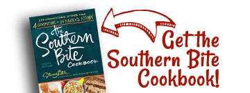Get the Southern Bite Cookbook!