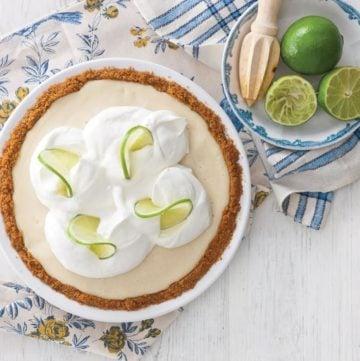 Key Lime Pie – Taste of the South