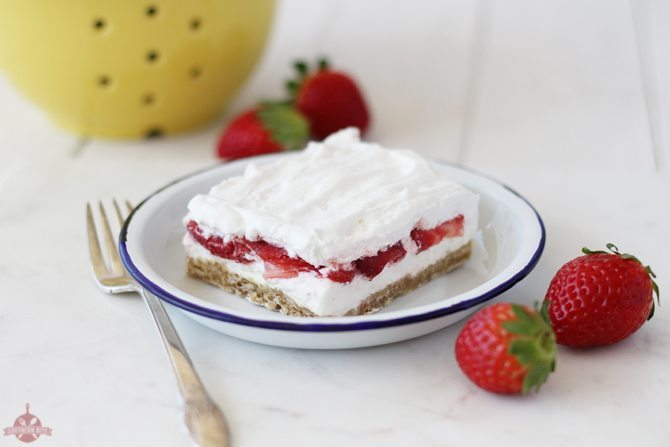 Strawberry Delight - It just tastes like summer!