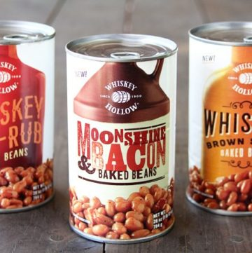 Whiskey Hollow Baked Beans