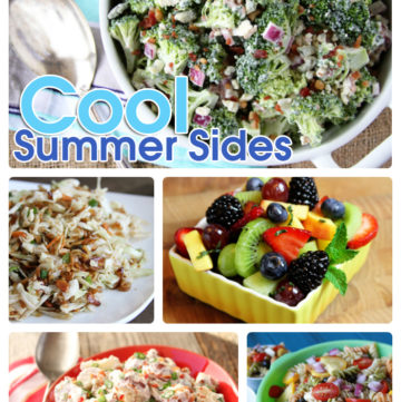Cool Summer Sides