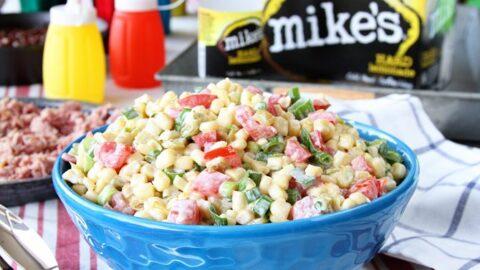 Corn Salad Recipe Mayonnaise