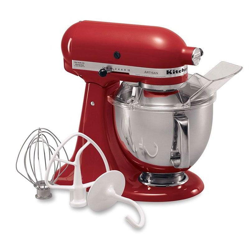 kitchenaidempire red