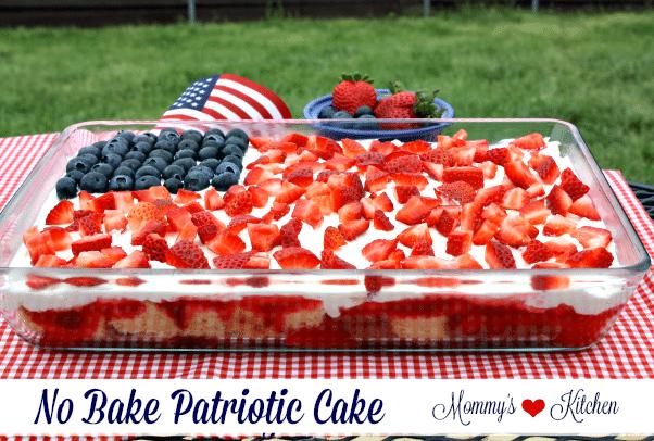 no bake flag cake 042