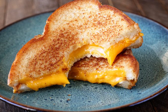 Find out the secret of my grilled cheese hack!