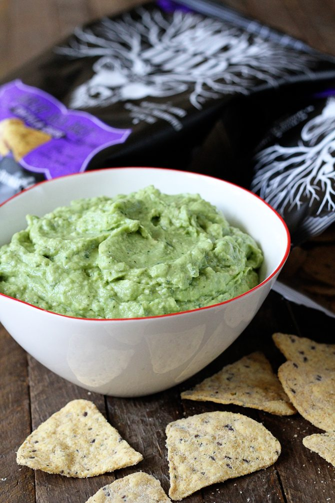 You're only 4 ingredients from some of the best guacamole you've ever had!