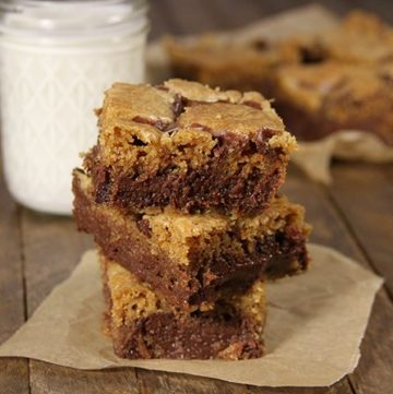 Sweetness: Chocolate Chip Dream Bars