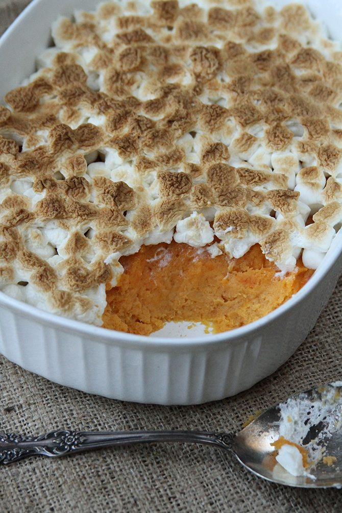 This Sweet Potato Pudding is a classic Southern recipe that everyone ...