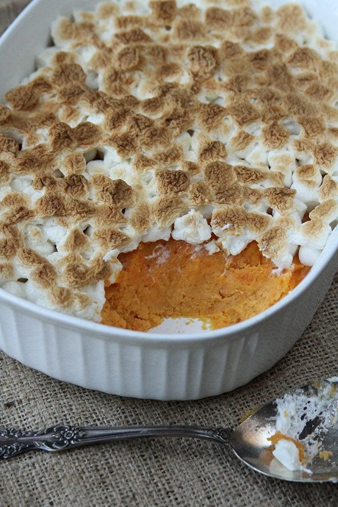 Big Mama S Sweet Potato Pudding Southern Bite