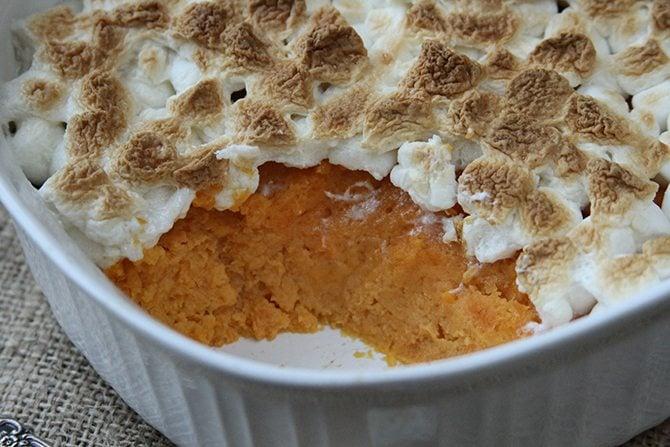 Big Mama S Sweet Potato Pudding