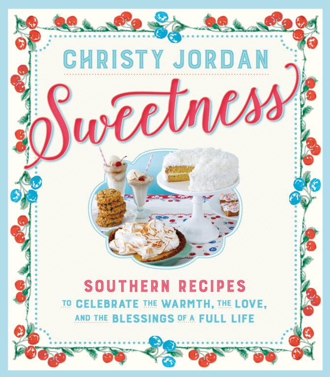 Such an amazing cookbook from Christy Jordan!