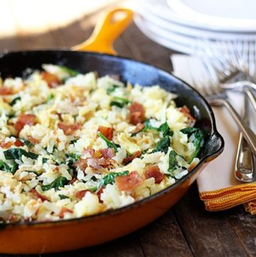 Lightened-Up Breakfast Skillet