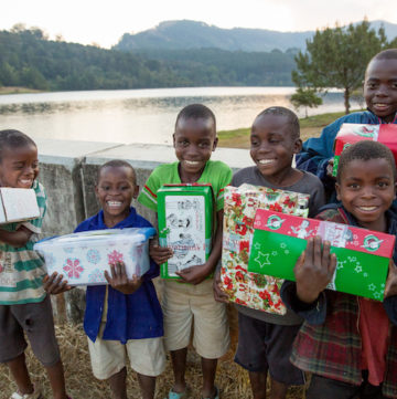 It's Never Too Early to Pack Those Shoeboxes