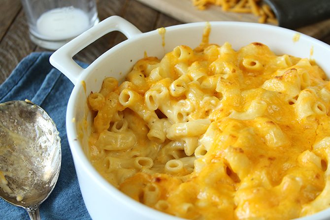 Classic Baked Macaroni And Cheese Southern Bite