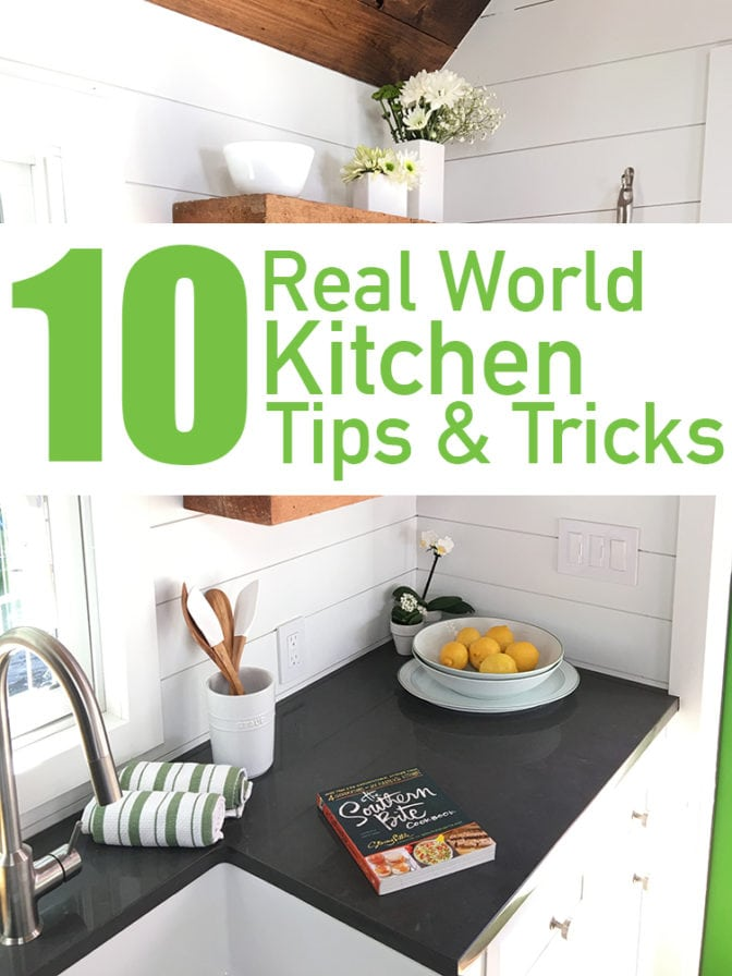 #ad Here are 10 Real World Kitchen Tips and Tricks that will make time in the kitchen more joyful! #NewNESTEA