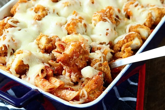 Chicken Parmesan Bake (Enter to WIN!)