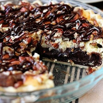 Cream Cheese Brownie Pie – Pillsbury Bake-Off® is BACK!