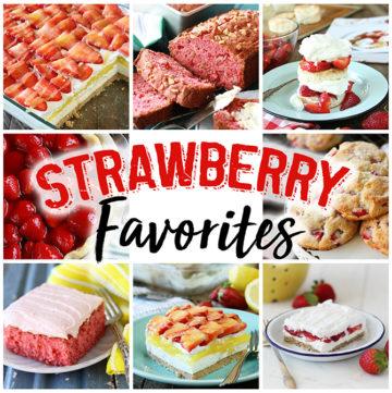 Strawberry Favorites