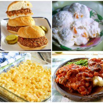 Meal Plan Monday #123