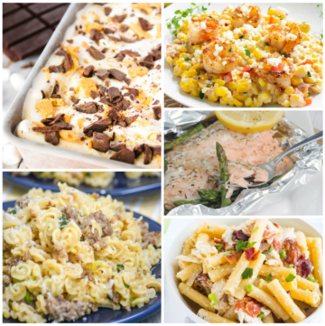 Meal Plan Monday #122