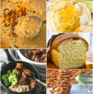 Meal Plan Monday #128