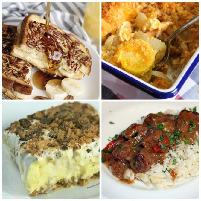 Meal Plan Monday #133