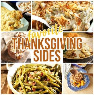 Favorite Thanksgiving Sides