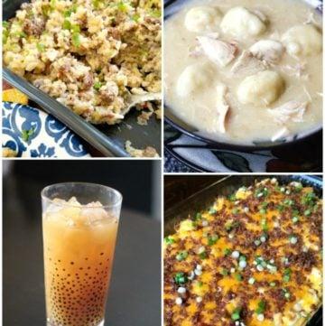 Meal Plan Monday #147