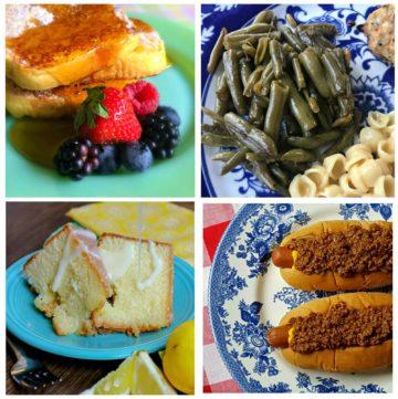 Meal Plan Monday #154