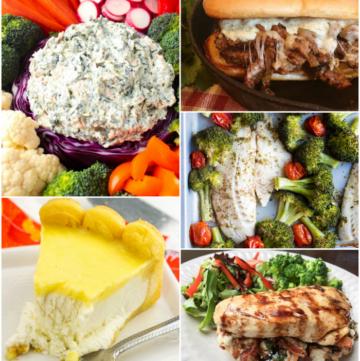 Meal Plan Monday #155