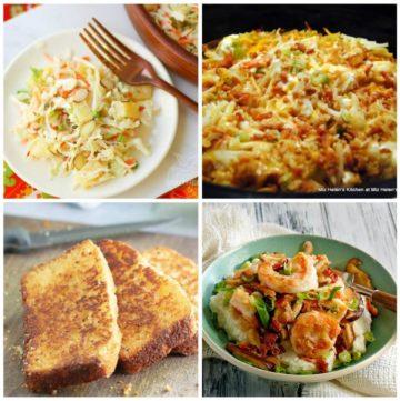 Meal Plan Monday #159