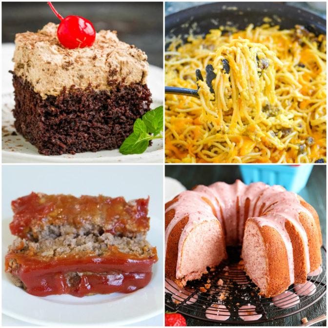Meal Plan Monday #203