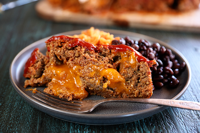 Ultimate Enchilada Meatloaf
