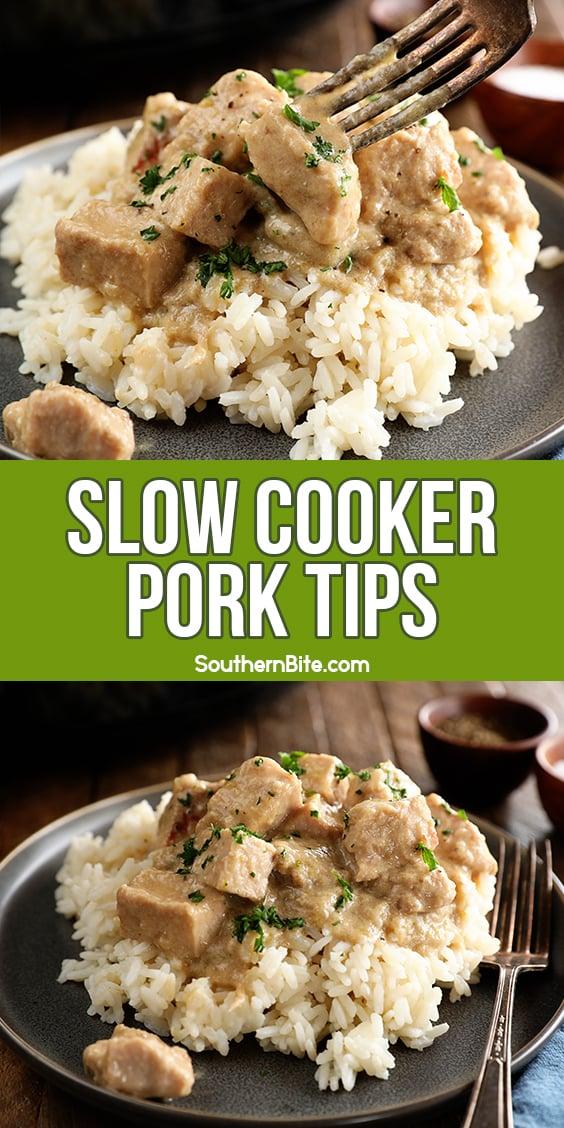 Pork tips for Pinterest