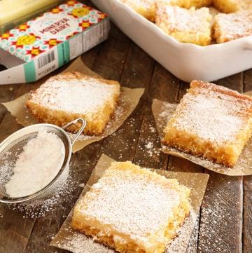 Better Gooey Butter Cake
