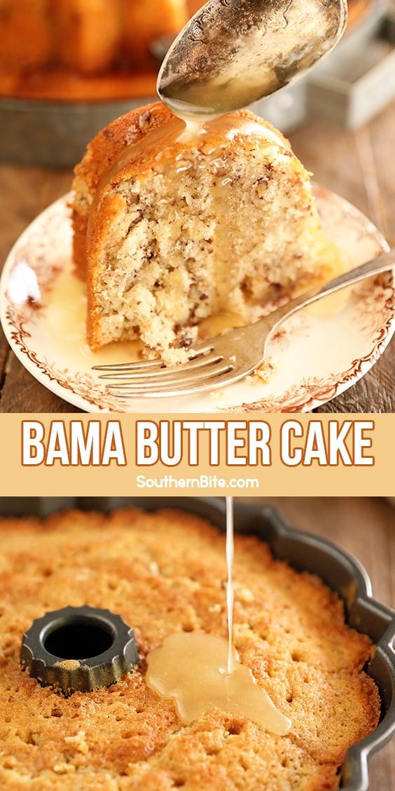 Bama Butter Cake for Pinterest