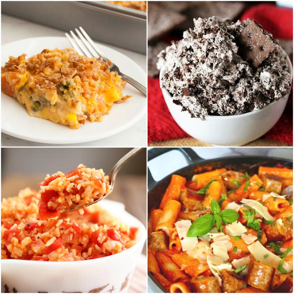 Meal Plan Monday #223