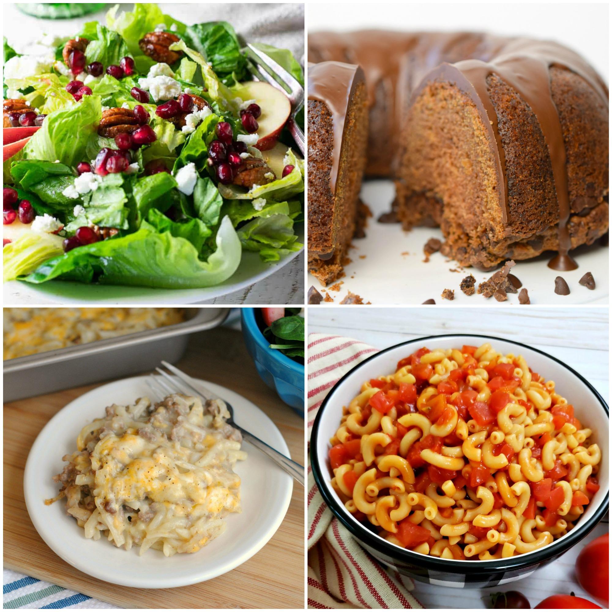 Meal Plan Monday #234