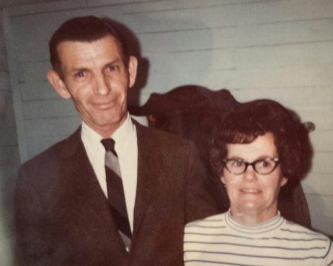 Elmer and Kate Wheeles