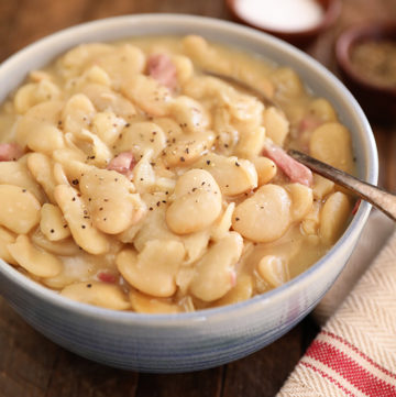 Southern Lima Beans (Butter Beans)