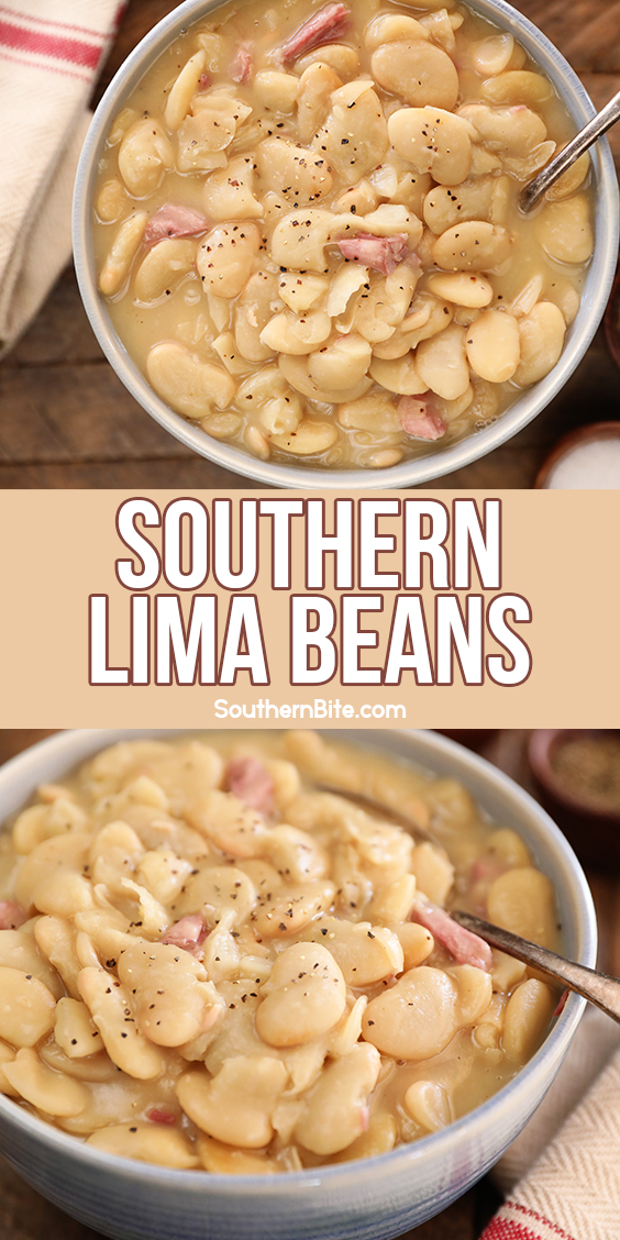 Southern Lima Beans Images for Pinterest